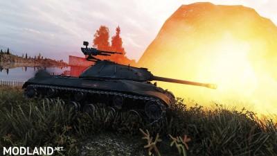 Black Series: IS-3 Armata v 1.0 [9.22.0.1], 1 photo